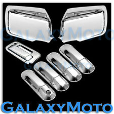 06-10 FORD EXPLORER SPORT TRAC Chrome Mirror+4 Door Handle+Tailgate Cover