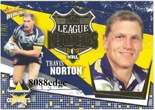 2006 SELECT NRL LEAGUE LEADERS REDEMPTION:TRAVIS NORTON