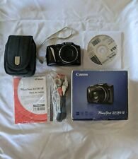 Canon PowerShot SX130 IS 12.1MP Digital Zoom Camera Excellent Condition