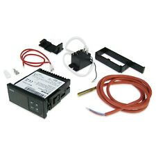 More details for inomak heated hot cupboard digital thermostat temperature controller kiour