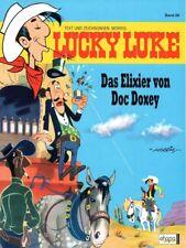 Lucky Luke   Band Nr. 86   Das Elixier von Doc Doxey   Text&Zeich.: Morris   Neu