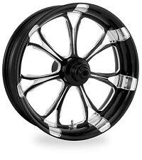 Performance Machine Paramount Front Wheel - 16x3.5 - Platinum Cut INDIAN PM-0418