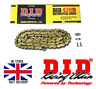 DERBI 125 MULHACEN  2007 - 2013 DID MOTORCYCLE GOLD DRIVE CHAIN 428 130 L