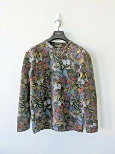 VALENTINO - Rockstud Camo Butterfly Sweater - SS16 - RARE - Size M