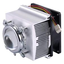 Tx Aluminium Heatsink Cooling Fan44mm Lens 60 Degree For 50w 100w Led Chip