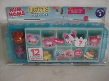 NEW Num Noms Lights Mega Pack with Ice Cube Tray Display Series 2 2017