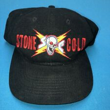RARE Vtg 90s Stone Cold Steve Austin Wrestling Hat L3