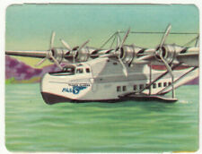 "Boeing-314 Clipper Outbound 1939 /""California Clipper/"" Tom Freeman Artist Proof"