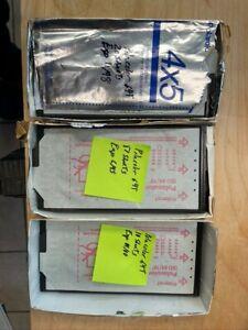 Lot of 47 Sheets Polaroid Polacolor 64asa Tungsten 4x5 film Various exp dates