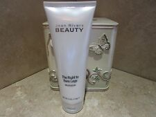 JOAN RIVERS BEAUTY THE RIGHT TO BARE LEGS MOISTURIZER 6oz SEALED