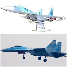 1:50 DIY 3D Sukhoi Su-35 Fighter Plane Aircraft Paper Model Assemble Puzzle Toys