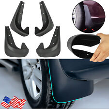 4pcs Car Accessories Black Universal Mud Flaps Guards Splash Cut to Fit Cars US