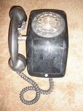 Tele-Tronic Corp  Rotary Wall Telephone  works