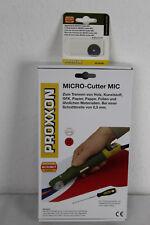 Proxxon Set Micro Cutter MIC 28650+28652