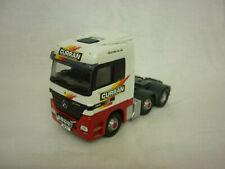 Corgi Modern Truck/Heavy Haulage Mercedes Actros Curran Unit