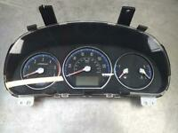 HYUNDAI SANTA FE 2007 2.2 CRDI Mk2 Instrument CLuster Speedometer 1164000150