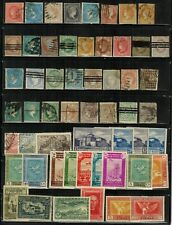 Lot of Spain Old Stamps Used/MH