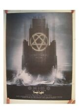 HIM H.I.M. Poster Dark Light Building Artwork Castle