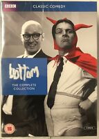 Bottom: The Complete Series 1-3 DVD (2005) Adrian Edmondson BBC New and Sealed