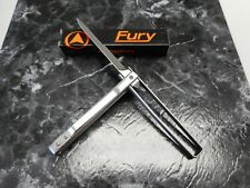 Fury Tactical Shiver Double Folding Pocket Knife 32219