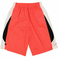 NIKE JORDAN Boys' JUMPMAN23 Basketball Shorts, Infrared, 8 9 10 11 12 13 years
