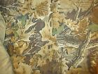 Deer Blind LARGE 5' x 18' HeavyWeight Canvas Camo Pigs, Turkey, Ducks USA-made