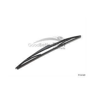One New Bosch Windshield Wiper Blade Rear H351 61623428599 for BMW & more