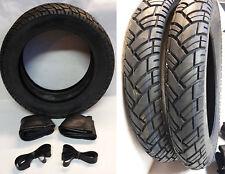 Rad Reifen Schlauch Mantel passend für Simson Roller SR50 SR80 3.00x12 Zoll Satz