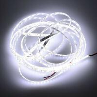 5M SMD 2835 600 LED Tira de Luz Super Brillante impermeable Blanco fresco DC12V