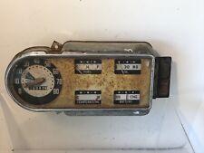 Ford Truck F1 Dash Cluster Gauges 4 Speed Speedometer 1948  1949 1950