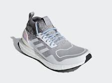 Adidas Ultra Boost Mid Light Granite Grey/White Mens Running EE3732  SIZE 8 1/2