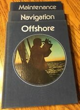 The Time-Life Library of Boating 1976 Vintage 3 Maintenance Offshore Navigation