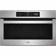 Whirlpool Absolute AMW730IX Built In Microwave & Grill Stainless Steel 2 Yr Gnte