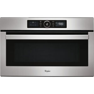Whirlpool Absolute AMW730IX Built In Stainless Steel Microwave & Grill 2 Yr Gnte