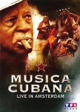 Musica cubana Live in Amsterdam (La meilleur de la musique cubaine) DVD NEUF