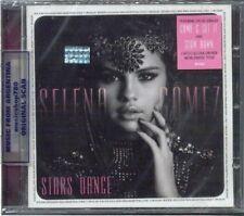 SELENA GOMEZ STARS DANCE + 4 BONUS TRACKS SEALED CD NEW 2013