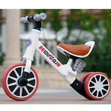 Baby Balance Bike Folding Pedal Riding Child Tricycle Toys Kids Birthday gifts