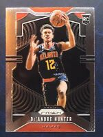 2019-20 Panini Prizm De'Andre Hunter RC Base Rookie #251 Atlanta Hawks