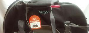 NEW!  Bergan Dog Carrier Safety Belt Loop Soft inside Removeable Bed