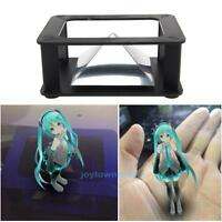 """DIY 3.5-6"""" Smartphone into 3D Holographic Hologram Display Stand Projector Gift"""