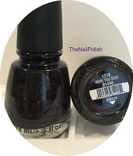 China Glaze Nail Polish * HOWL YOU DOIN' * 1278 #81490 * New Lacquer 0.5oz = 14m