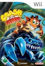 Nintendo Wii * Wii U WiiU Spiel * Crash Bandicoot 6 Crash of the Titans *NEU*NEW