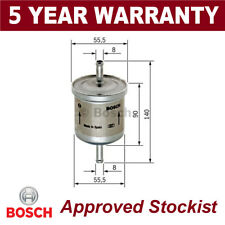 BOSCH Filtro De Combustible Gasolina Diesel f5280 0450905280