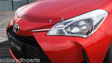 TOYOTA YARIS BONNET PROTECTOR HATCH FROM SEPT 2011>NEW GENUINE ACCESSORY