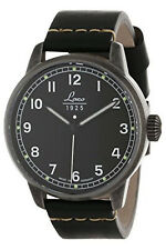 Watch Man Laco Used Look 831783 Leather Black