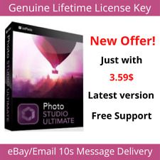 InPixio Photo Studio Ultimate 10🔥Lifetime License key🔥Fast Delivery🔥