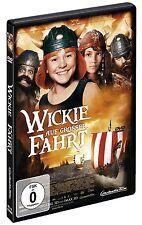 WICKIE AUF GROßER FAHRT  DVD NEU  JONAS HÄMMERLE/VALERIA EISENBART/+