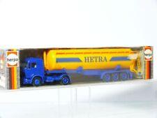 Herpa 811112 MB Silo Semi-Remorque Hetra Camion 1:87/H0 Emballage D'Origine