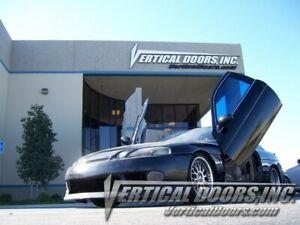 Vertical Doors - Vertical Lambo Door Kit For Lexus SC400 1991-00 -VDCLEXSC9100