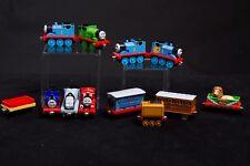 Lot of 12 Thomas the Train Diecast Engines & Cars - Mattel